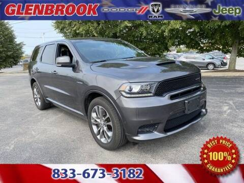 2020 Dodge Durango for sale at Glenbrook Dodge Chrysler Jeep Ram and Fiat in Fort Wayne IN
