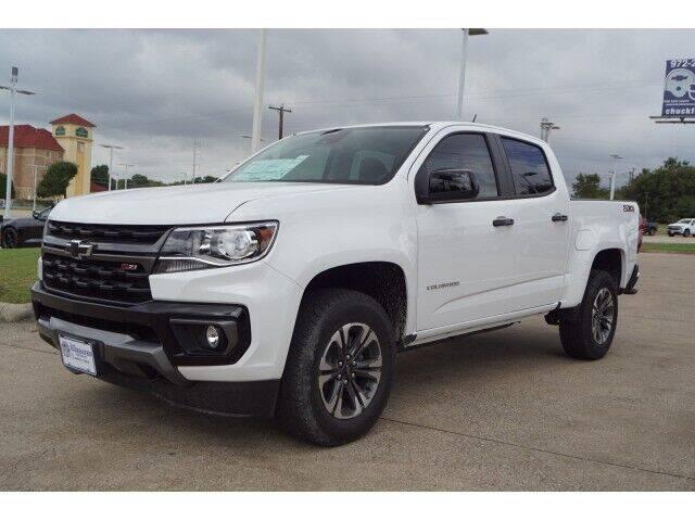 2022 Chevrolet Colorado for sale in Desoto, TX