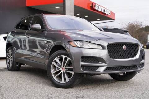 2017 Jaguar F-PACE for sale at Gravity Autos Roswell in Roswell GA