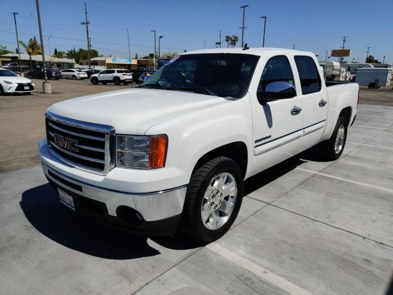 2012 GMC Sierra 1500 for sale at California Motors in Lodi CA