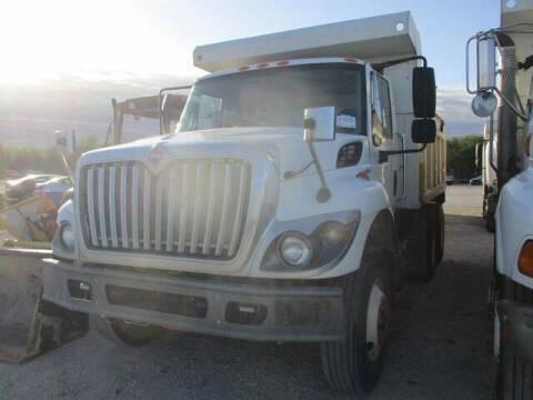 2010 International WorkStar 7400 for sale at CENTURY TRUCKS & VANS in Grand Prairie TX