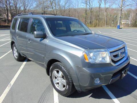 2011 Honda Pilot for sale at Lakewood Auto in Waterbury CT