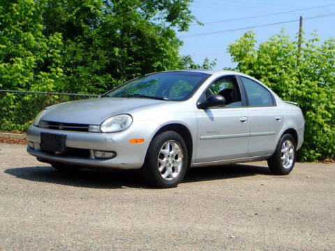 2000 Dodge Neon for sale at The Auto Depot in Raleigh NC