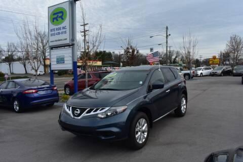 2014 Nissan Murano for sale at Rite Ride Inc in Murfreesboro TN