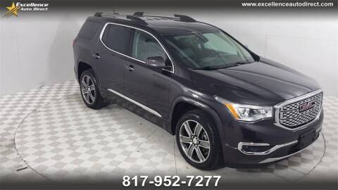 2017 GMC Acadia for sale at Excellence Auto Direct in Euless TX