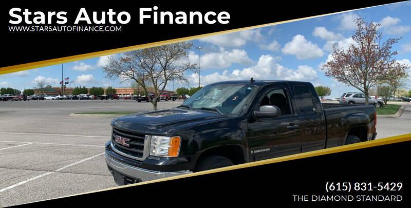 2008 GMC Sierra 1500 for sale at Stars Auto Finance in Nashville TN
