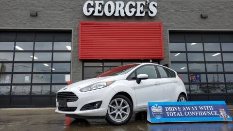 2019 Ford Fiesta for sale at George's Used Cars - Pennsylvania & Allen in Brownstown MI