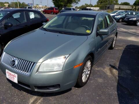 2008 Mercury Milan for sale at Affordable Autos in Wichita KS