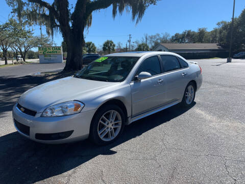 2014 Chevrolet Impala Limited for sale at Auto Mart - Dorchester in North Charleston SC