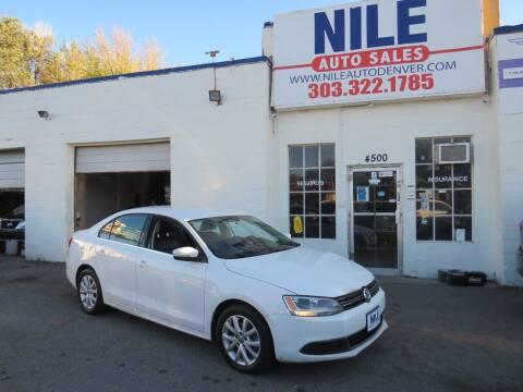 2014 Volkswagen Jetta for sale at Nile Auto Sales in Denver CO