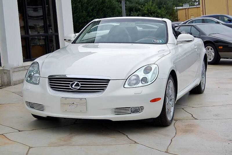 2004 Lexus SC 430 for sale at Avi Auto Sales Inc in Magnolia NJ