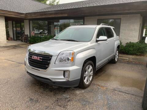 2017 GMC Terrain for sale at Leonard Enterprise Used Cars in Orion MI