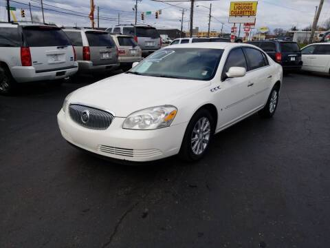 2009 Buick Lucerne for sale at Rucker's Auto Sales Inc. in Nashville TN
