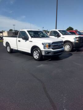 2019 Ford F-150 for sale at McCully's Automotive - Trucks & SUV's in Benton KY