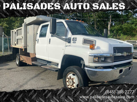 2006 Chevrolet C5500 for sale at PALISADES AUTO SALES in Nyack NY