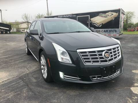 2015 Cadillac XTS for sale at Zarate's Auto Sales in Caledonia WI