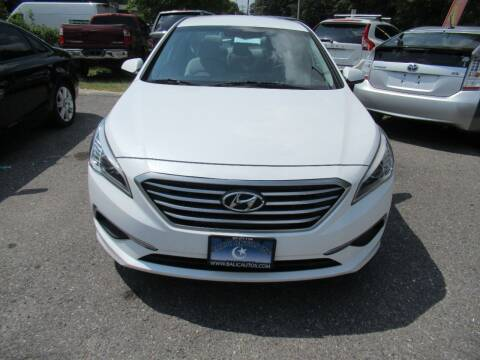 2016 Hyundai Sonata for sale at Balic Autos Inc in Lanham MD