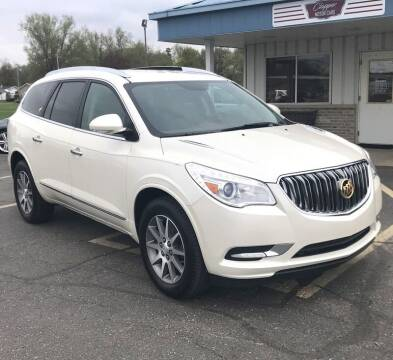 2013 Buick Enclave for sale at Clapper MotorCars in Janesville WI