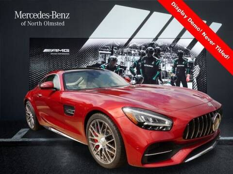 2020 Mercedes-Benz AMG GT for sale at Mercedes-Benz of North Olmsted in North Olmstead OH