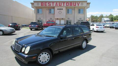1999 Mercedes-Benz E-Class for sale at Best Auto Buy in Las Vegas NV