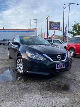 2016 Nissan Altima for sale at AutoBank in Chicago IL