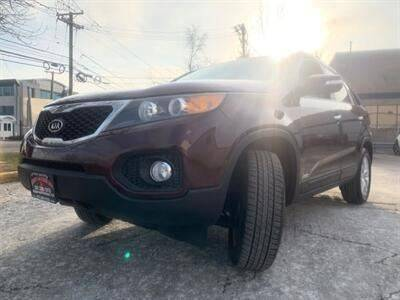 2011 Kia Sorento for sale at Millennium Auto Group in Lodi NJ