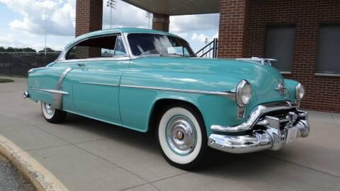 1952 Oldsmobile Super 88 for sale at Klemme Klassic Kars in Davenport IA
