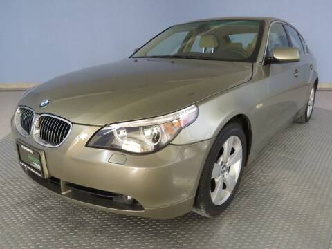 2007 BMW 5 Series for sale at Hagan Automotive in Chatham IL