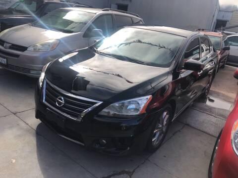 2013 Nissan Sentra for sale at Excelsior Motors , Inc in San Francisco CA