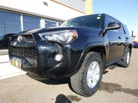 2016 Toyota 4Runner for sale at Torgerson Auto Center in Bismarck ND