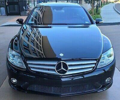 2008 Mercedes 550CL for sale at AZ Classic Rides in Scottsdale AZ