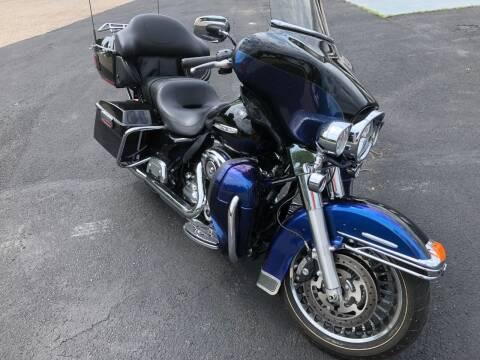 2010 Harley Davidson FLHTK for sale at Triple R Sales in Lake City MN