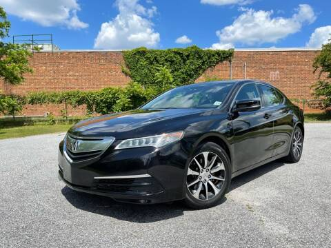 2015 Acura TLX for sale at RoadLink Auto Sales in Greensboro NC