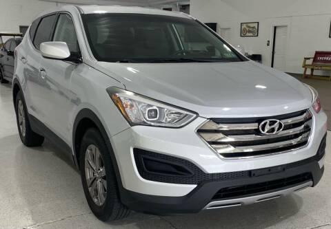 2013 Hyundai Santa Fe Sport for sale at Hamilton Automotive in North Huntingdon PA