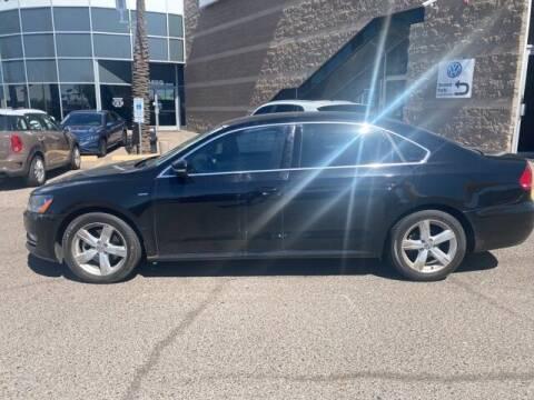 2015 Volkswagen Passat for sale at Camelback Volkswagen Subaru in Phoenix AZ