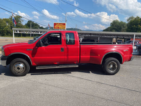 2005 Ford F-250 Super Duty for sale at Lewis Used Cars in Elizabethton TN