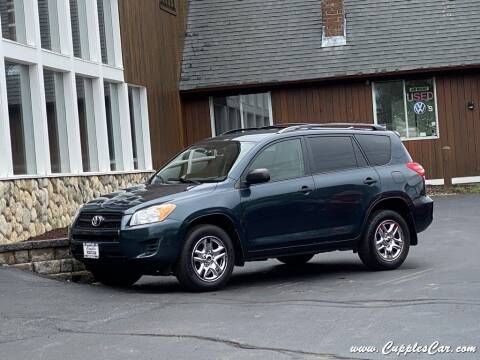 2011 Toyota RAV4 for sale at Cupples Car Company in Belmont NH