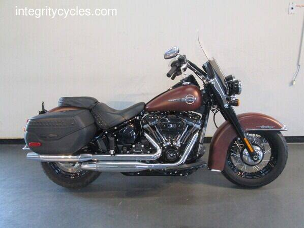 2018 Harley-Davidson HERITAGE CLASSIC for sale at INTEGRITY CYCLES LLC in Columbus OH