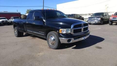 2004 Dodge Ram Pickup 3500 for sale at Advantage Motorsports Plus in Phoenix AZ