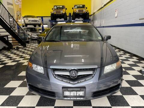 2005 Acura TL for sale at Euro Auto Sport in Chantilly VA