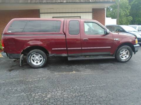 1998 Ford F-150 for sale at Nelson Auto Sales in Toulon IL