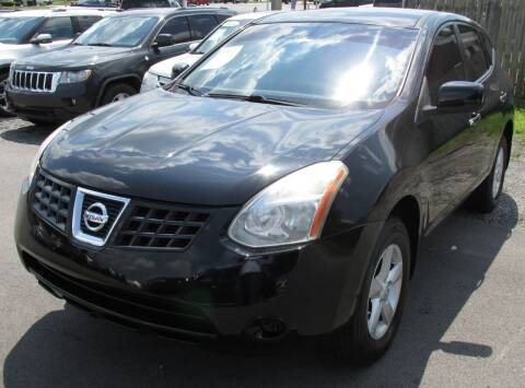 2010 Nissan Rogue for sale at Express Auto Sales in Lexington KY