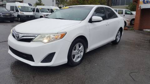 2013 Toyota Camry for sale at A & A IMPORTS OF TN in Madison TN