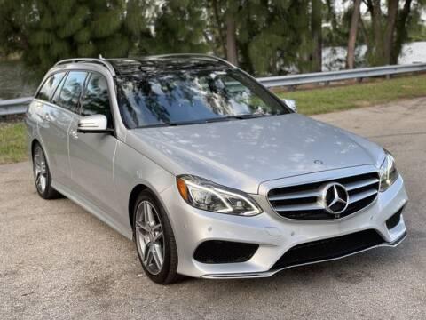 2014 Mercedes-Benz E-Class for sale at Exclusive Impex Inc in Davie FL