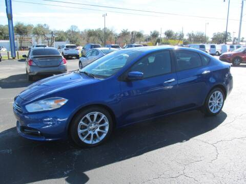 2013 Dodge Dart for sale at Blue Book Cars in Sanford FL
