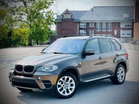 2012 BMW X5 for sale at ARCH AUTO SALES in Saint Louis MO
