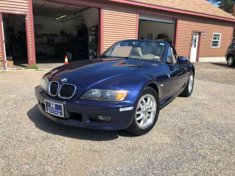 1998 BMW Z3 for sale at Hornes Auto Sales LLC in Epping NH