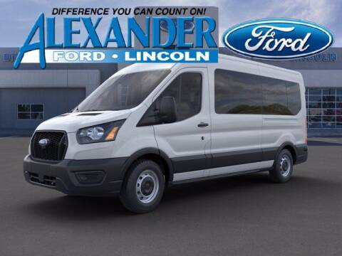 2021 Ford Transit Passenger for sale at Bill Alexander Ford Lincoln in Yuma AZ