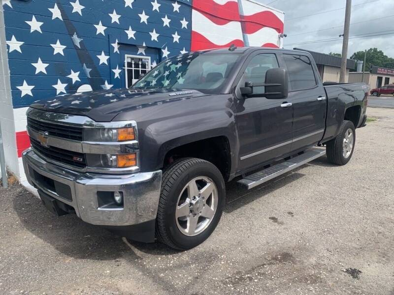 2015 Chevrolet Silverado 2500HD for sale at The Truck Lot LLC in Lakeland FL