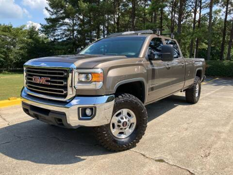 2015 GMC Sierra 2500HD for sale at Selective Imports in Woodstock GA